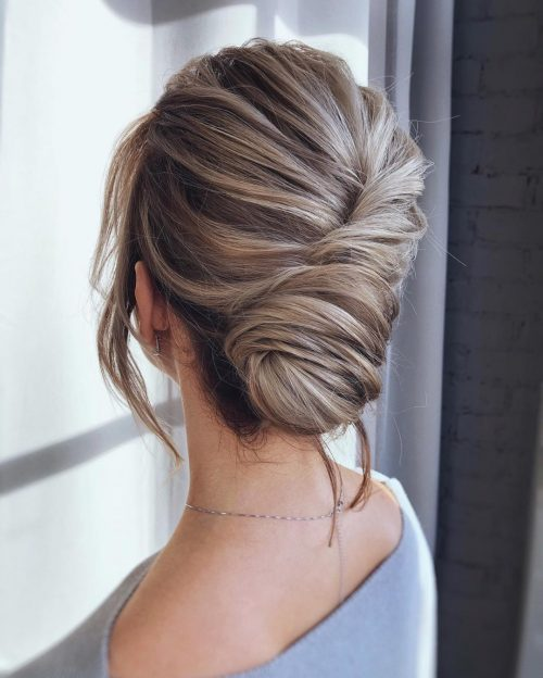 Easy French Twist