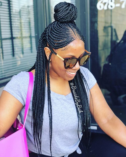 18 Glam Goddess Braids You Will Love Wearing For 2019