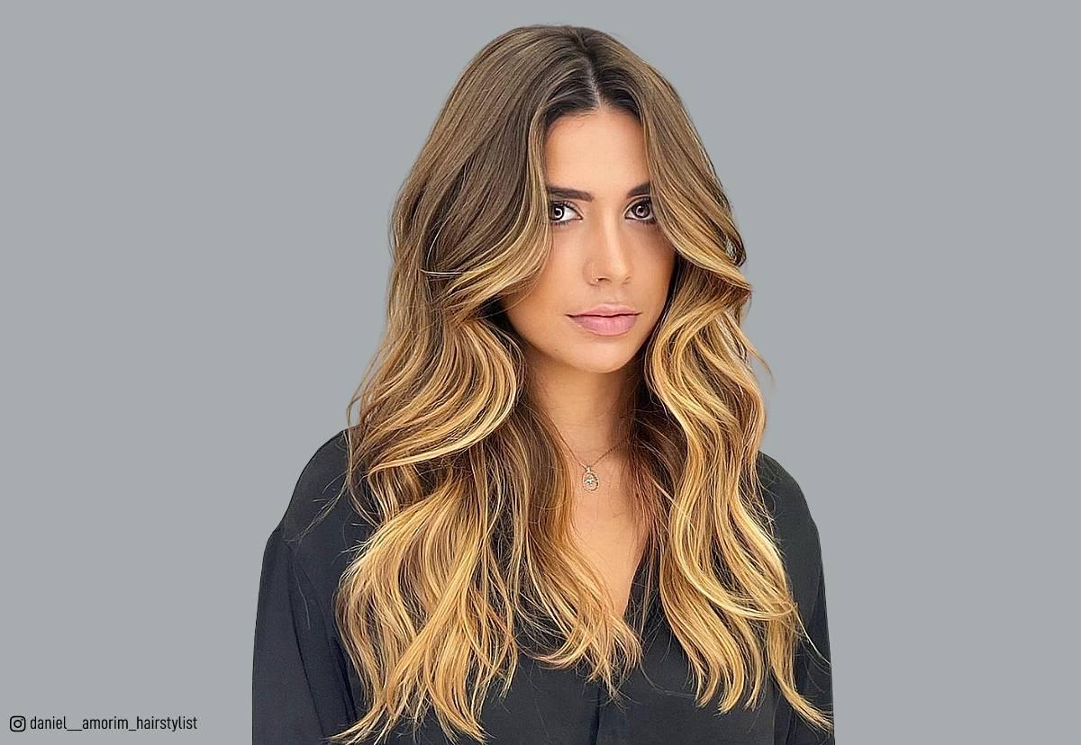 Honey Brown Hair Is Trending In 2020 Here Are 22 Amazing