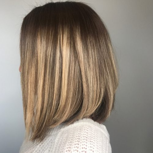 10+ Hottest Medium Length Layered Haircuts & Hairstyles for 2019