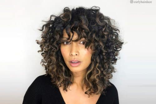 43 Curly Bob Hairstyles That Anyone Can Rock Right Now