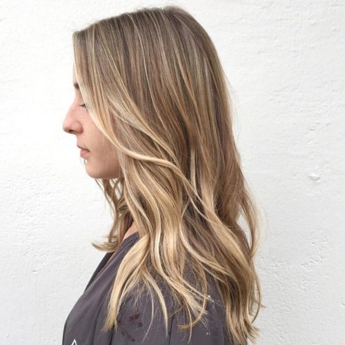 28 Greatest Brown Hair With Blonde Highlights for 2019