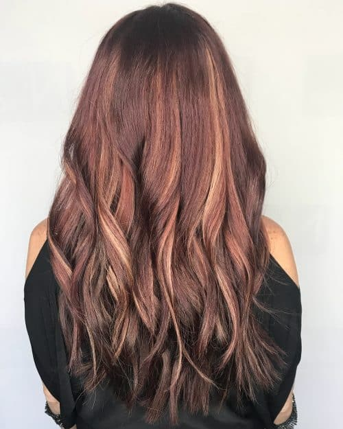 20 Popular Balayage Brown Hair Colors Of 2019