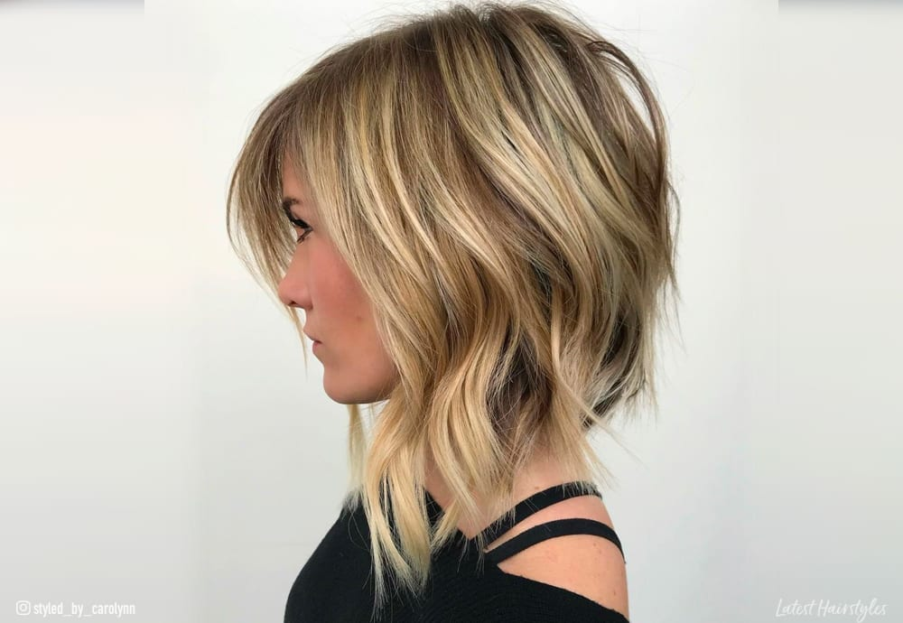 15 Trendsetting Long A,Line Bob Haircuts You Have to See