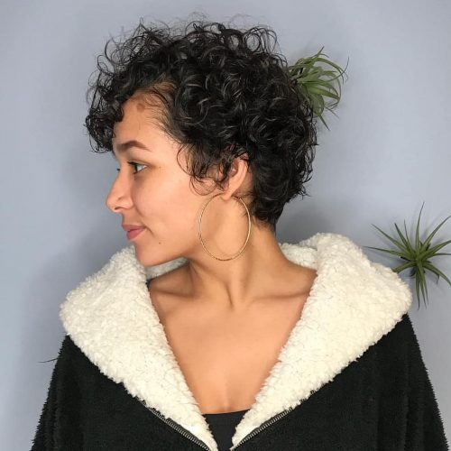 25 Cutest Hairstyles For Short Curly Hair