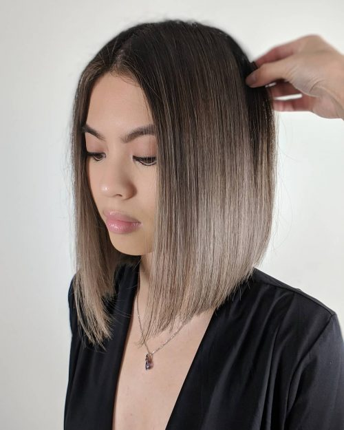 18 Balayage Straight Hair Color Ideas You Have to See in 2020