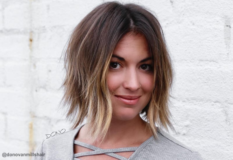 Top 9 Medium Short Haircuts For Women In 2019