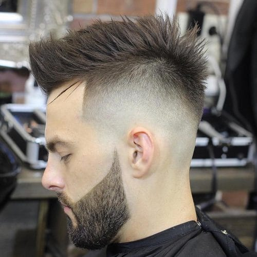 46 Best Men\'s Fade Haircuts in 2019 (Every Type of Fade You ...