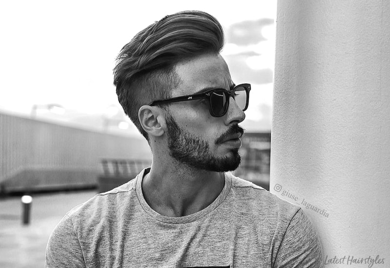 24 Undercut Haircuts + Hairstyles For Men (2019 Update)
