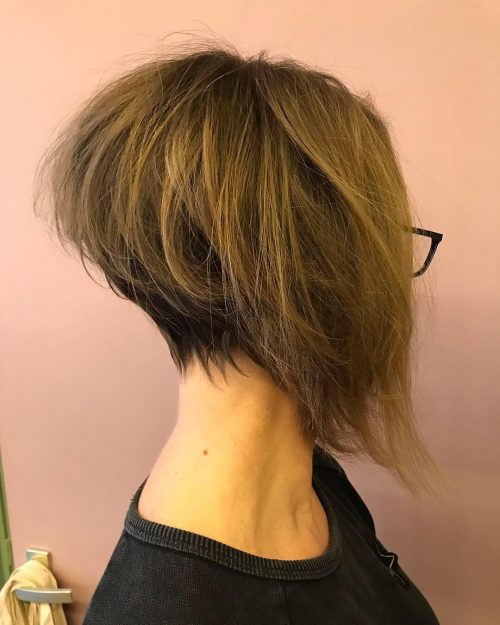 27 Stacked Bob Hairstyles Trending Right Now in 2019