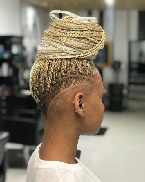 14 Hottest Micro Braids For The Ultimate Protective Style