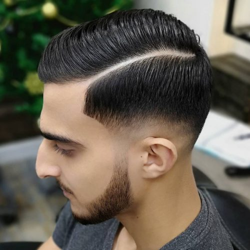 15 Best Comb Over Haircuts for Men in 2019 - Classic + ...