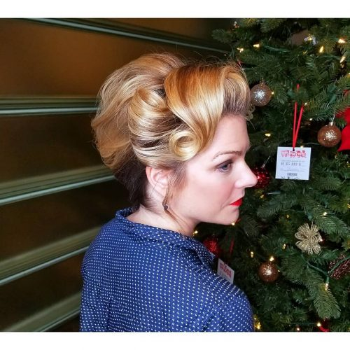 42 Pin Up Hairstyles That Scream Retro Chic Tutorials