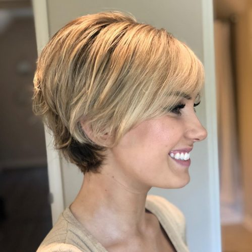 46 Mind Blowing Short Hairstyles For Fine Hair In 2019