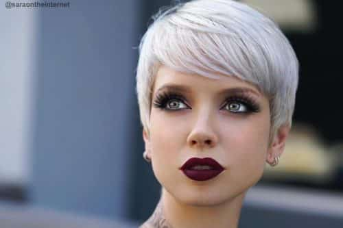 Top 36 Short Blonde Hair Ideas For A Chic Look In 2020