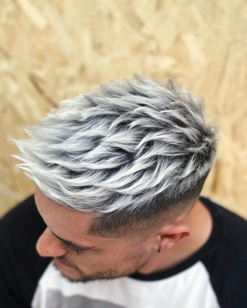 29 Coolest Men S Hair Color Ideas In 2020