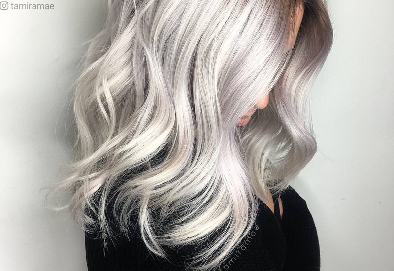 33 Best Platinum Blonde Hair Colors for 2020