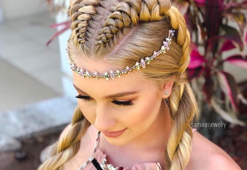 Princess Hairstyles The 26 Most Charming Ideas For 2019