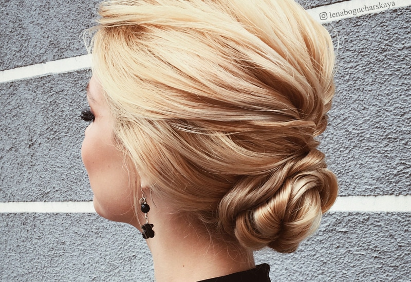 31 Professional Women\'s Hairstyles for the Office & Job ...