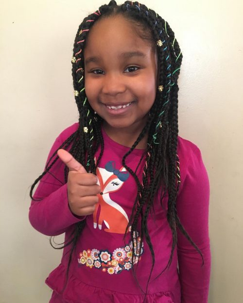 20 Cutest Black Kids Hairstyles You\u0027ll See in 2019