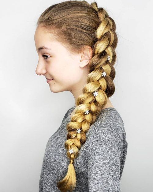 Princess Hairstyles The 26 Most Charming Ideas For 2020