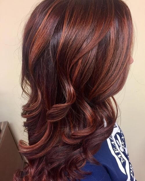 37 Best Red Hair Color Shade Ideas Trending in 2020
