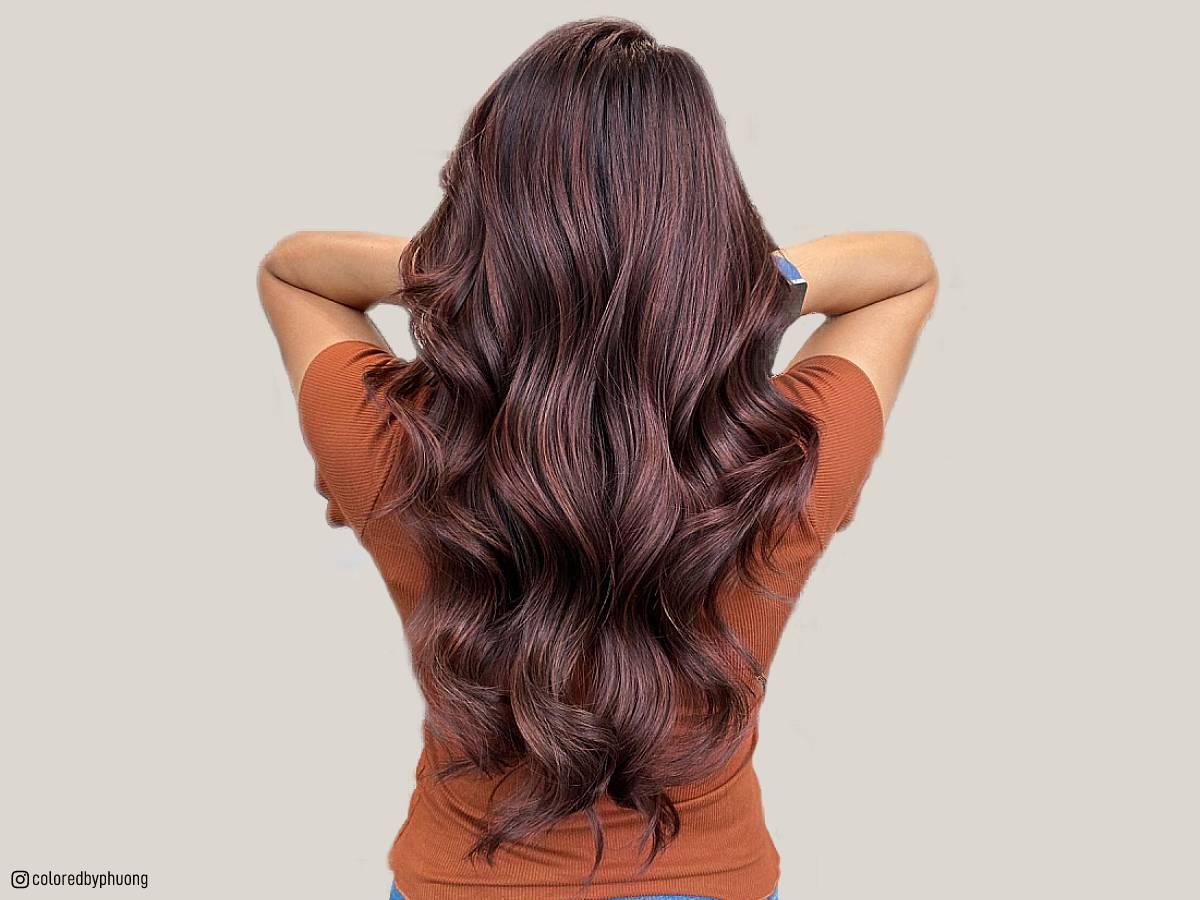 """19 Best Reddish Brown Hair AKA """"Red Brown Hair"""" Color ..."""