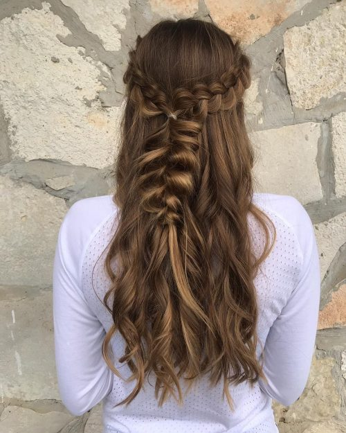 50 Party Hairstyles That Are Fun Chic For 2019