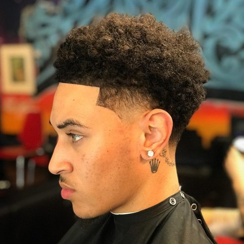 26 Fresh Hairstyles + Haircuts for Black Men in 2020