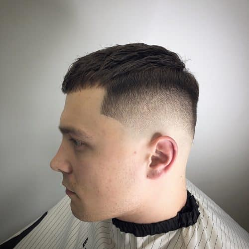 Undercut Fade Haircuts + Hairstyles For Men in 2020
