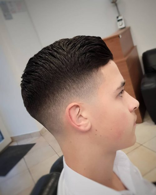 The 22 Best Hairstyles for Teenage Boys (2019 Trends)