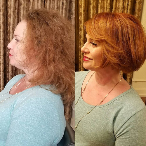43 Youthful Short Hairstyles for Women Over 50 (With Fine ...