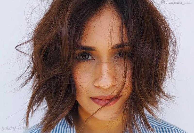 19 Cutest Short Messy Hair Ideas For 2019