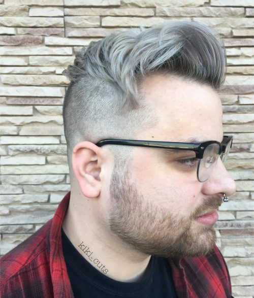 Side Swept Undercut