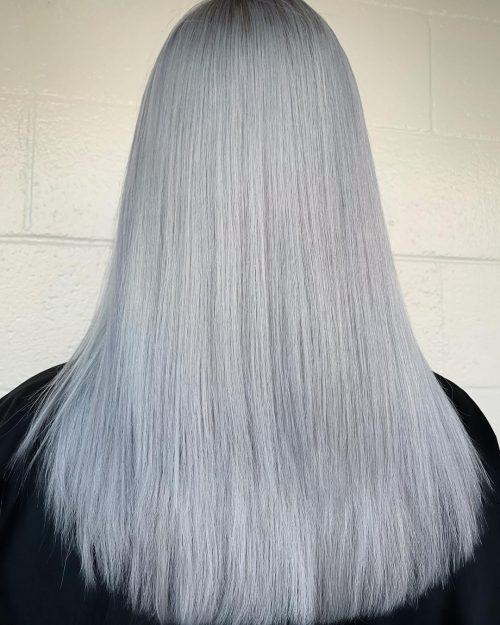 15 Stunning Silver Blonde Hair Color Ideas for 2020