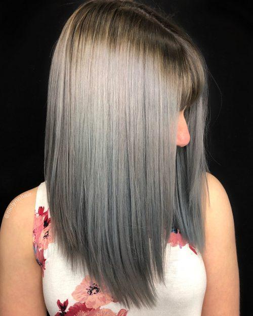 50 Hottest Medium Length Layered Haircuts \u0026 Hairstyles