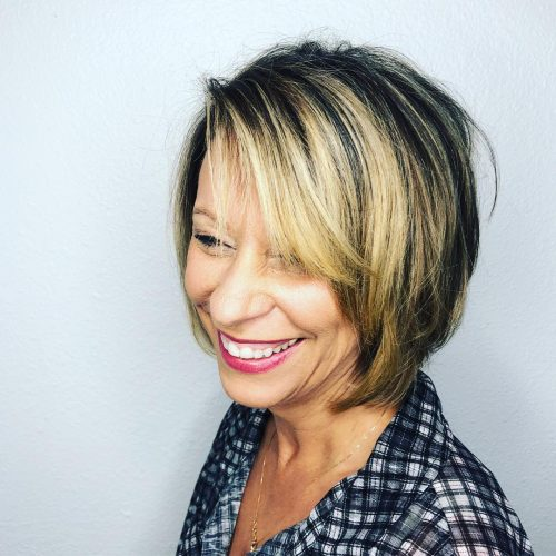 21 Chic Short Hairstyles And Haircuts For Women Over 60