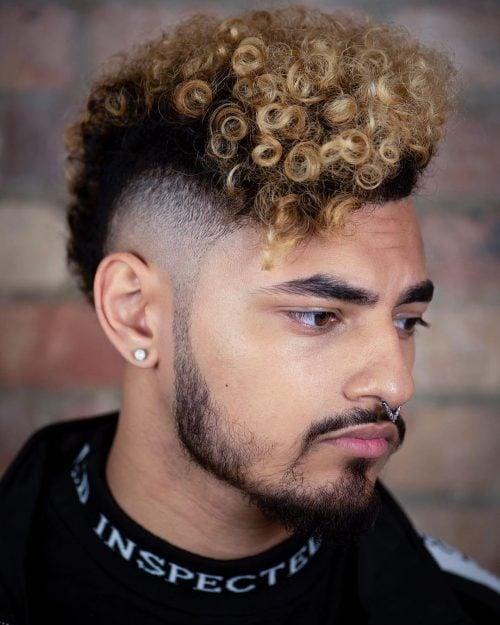 17 Best Fohawk Faux Hawk Haircuts For Men In 2019