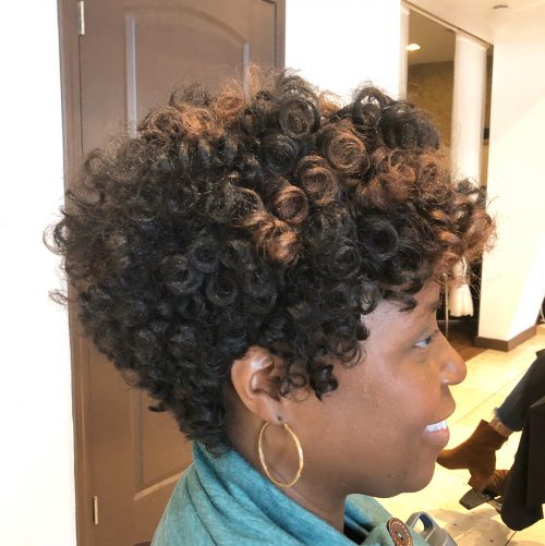 27 Hottest Short Hairstyles For Black Women For 2019