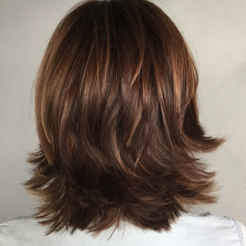 Medium Layered Haircuts 27 Stunning Ideas For 2017